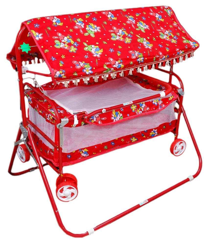Brats N Angels Red Stroller