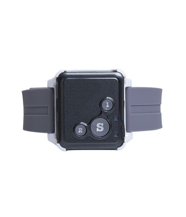 Secureme smdsimrfv16 Wearable Smart Devices Black