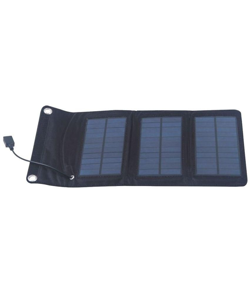 Waaree Flexi55 5w Foldable Panel Solar Power Generator
