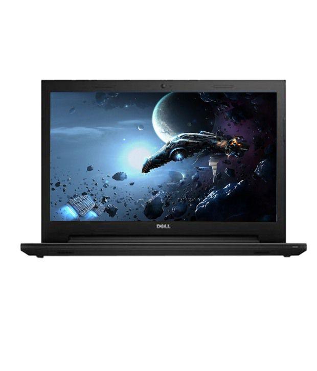 Dell Inspiron 3542 Notebook (Y561515HIN9) (4th Gen Intel Core i5- 4GB RAM- 1TB HDD- 39.62 cm (15.6)- Windows 10- 2GB Graphics) (Black)