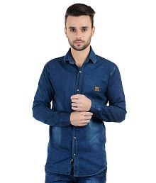 b269c9d0e0f Denim Shirt: Jeans & Denim Shirts For Men UpTo 77% OFF - Snapdeal.com