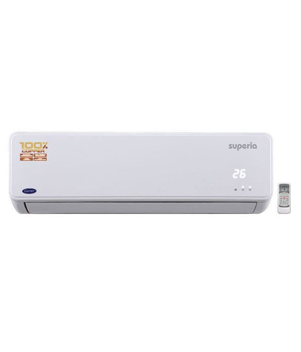 Carrier-Superia-1-Ton-3-Star-Split-Air-Conditioner