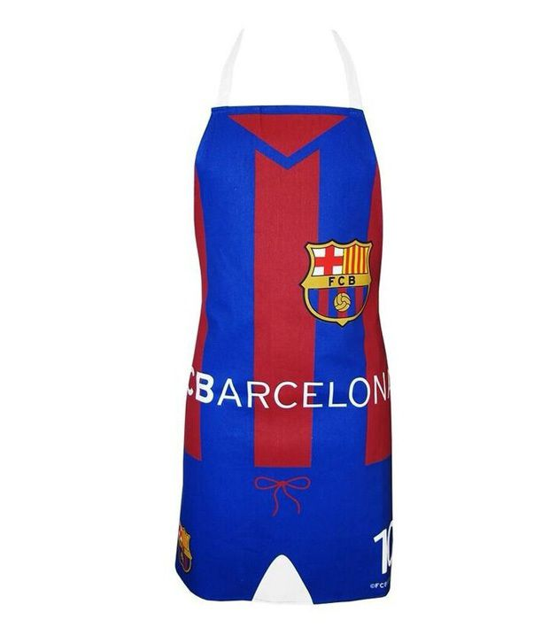 hot sale online 18774 5faac F.C. Barcelona Kit Apron: Buy Online at Best Price on Snapdeal