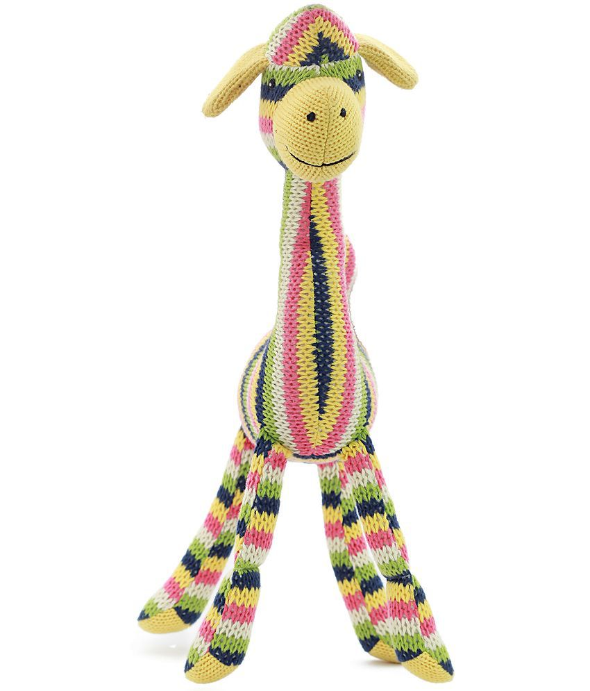 COLOURFUL Tomafo Multicolour Camel Soft Toy