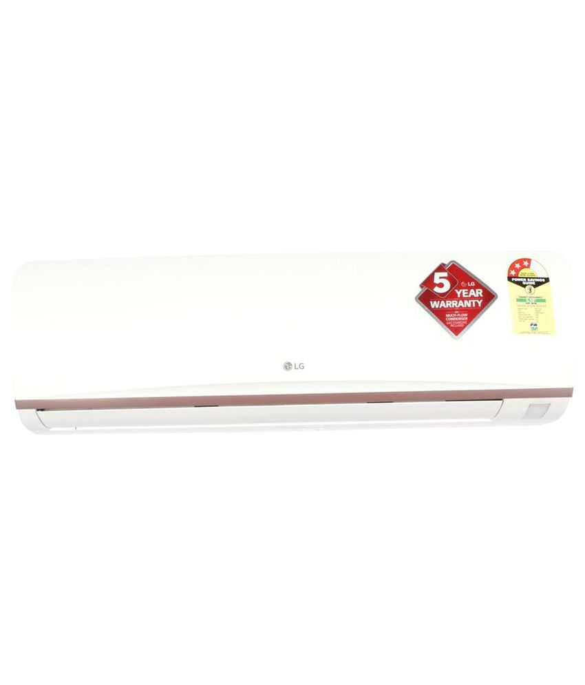 LG LSA3SU3A 1 Ton 3 Star Split Air Conditioner
