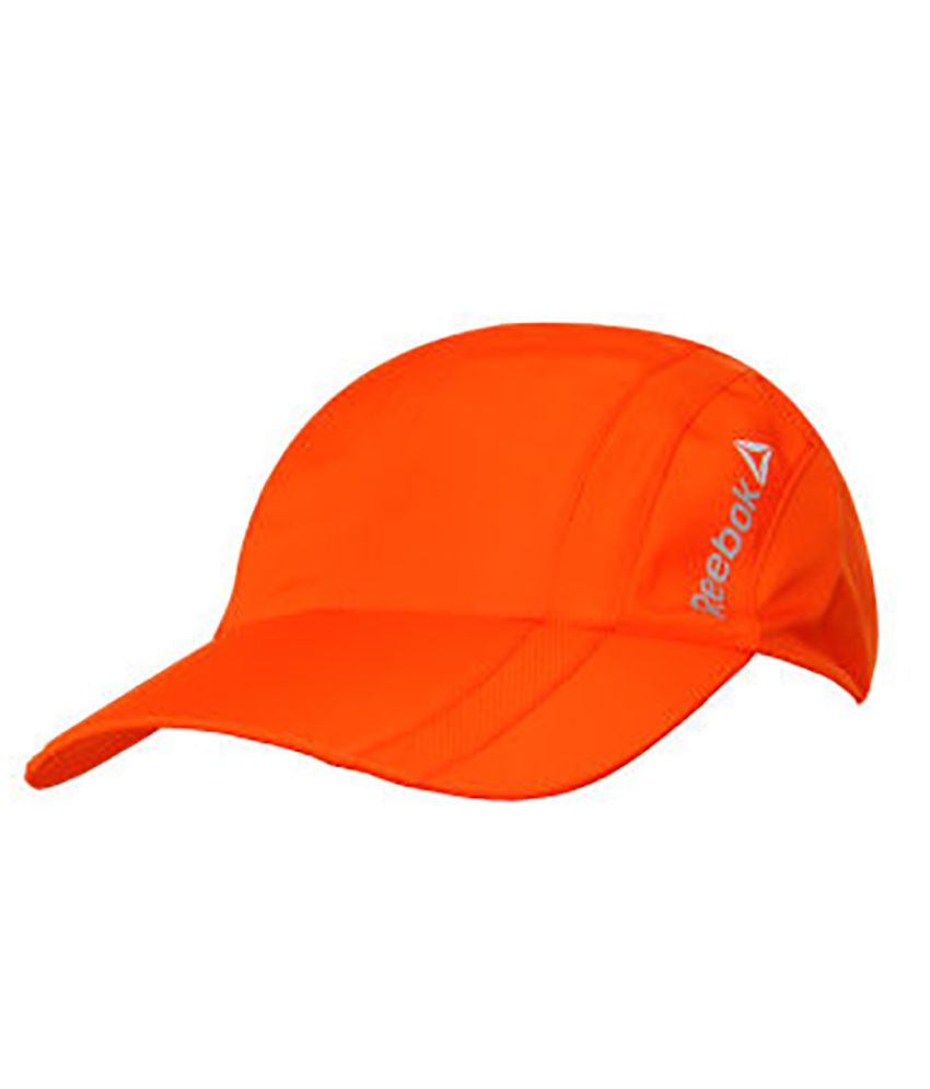 Reebok Orange Polyester Baseball Cap  Buy Online at Low Price in India -  Snapdeal dcb74039184