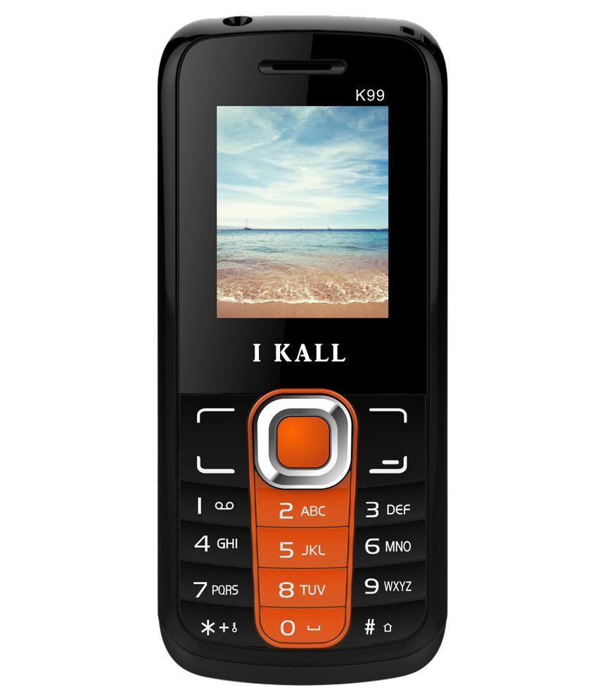 I Kall K99 Below 256 MB Black -Orange