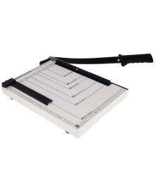 A4 Black Manual Paper Cutter 30.48 Cm