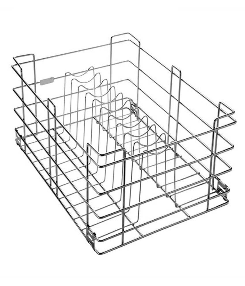 Buy Goldshine Kitchen Wire Basket - Set of 6 Online at Low Price in ...