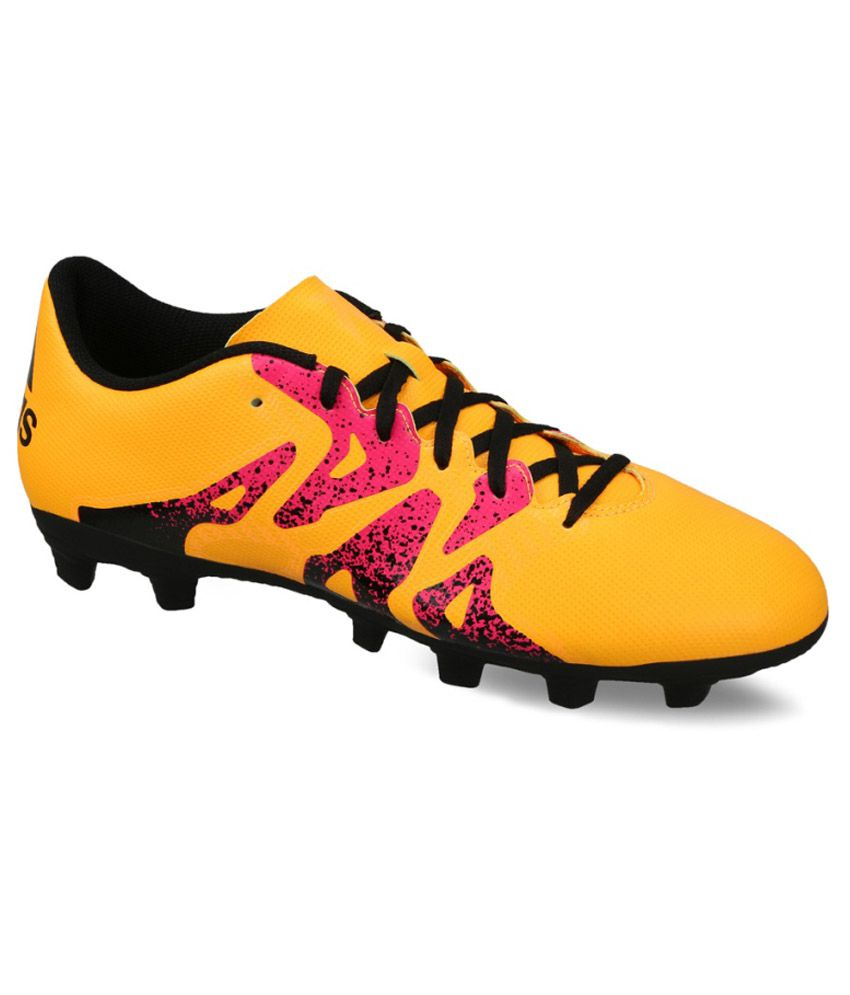 08c839a5a7882 ADIDAS X 15.4 FXG FOOTBALL SHOES - Buy ADIDAS X 15.4 FXG FOOTBALL SHOES  Online at Best Prices in India on Snapdeal