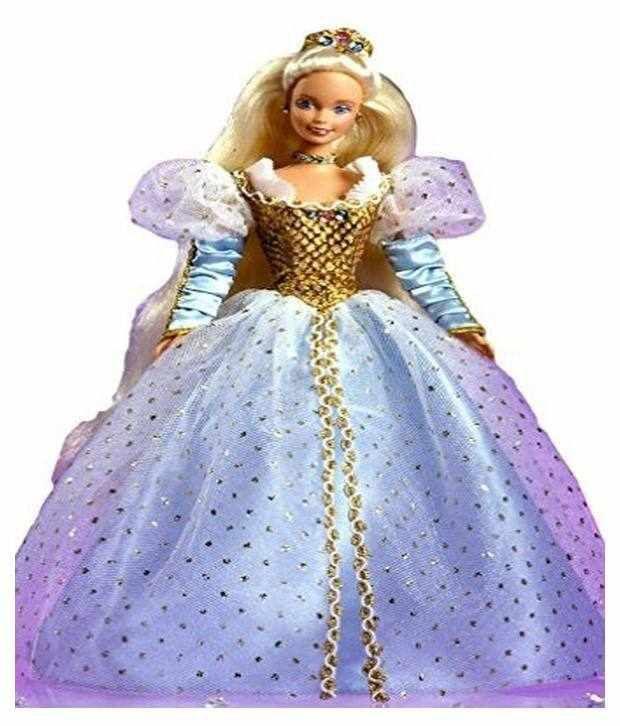 barbie as cinderella barbie doll by mattel children 39 s. Black Bedroom Furniture Sets. Home Design Ideas