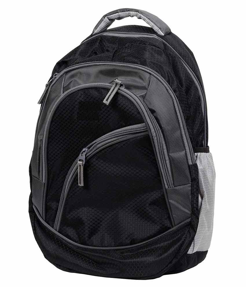 FIPPLE Black Canvas Laptop Bag For Acer Laptops
