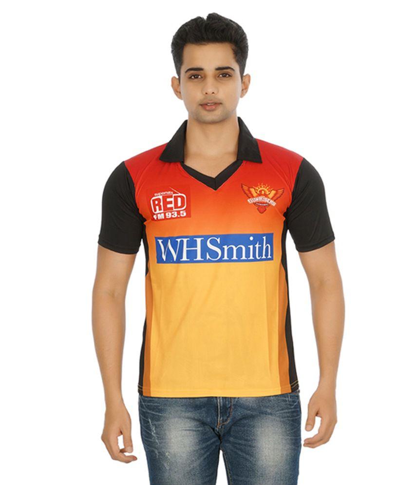 Hyderabad Team Cricket Jersey