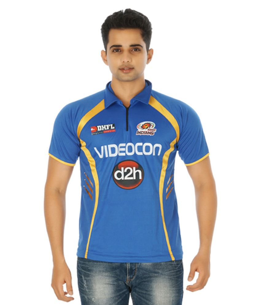 Mumbai Team Cricket Jersey