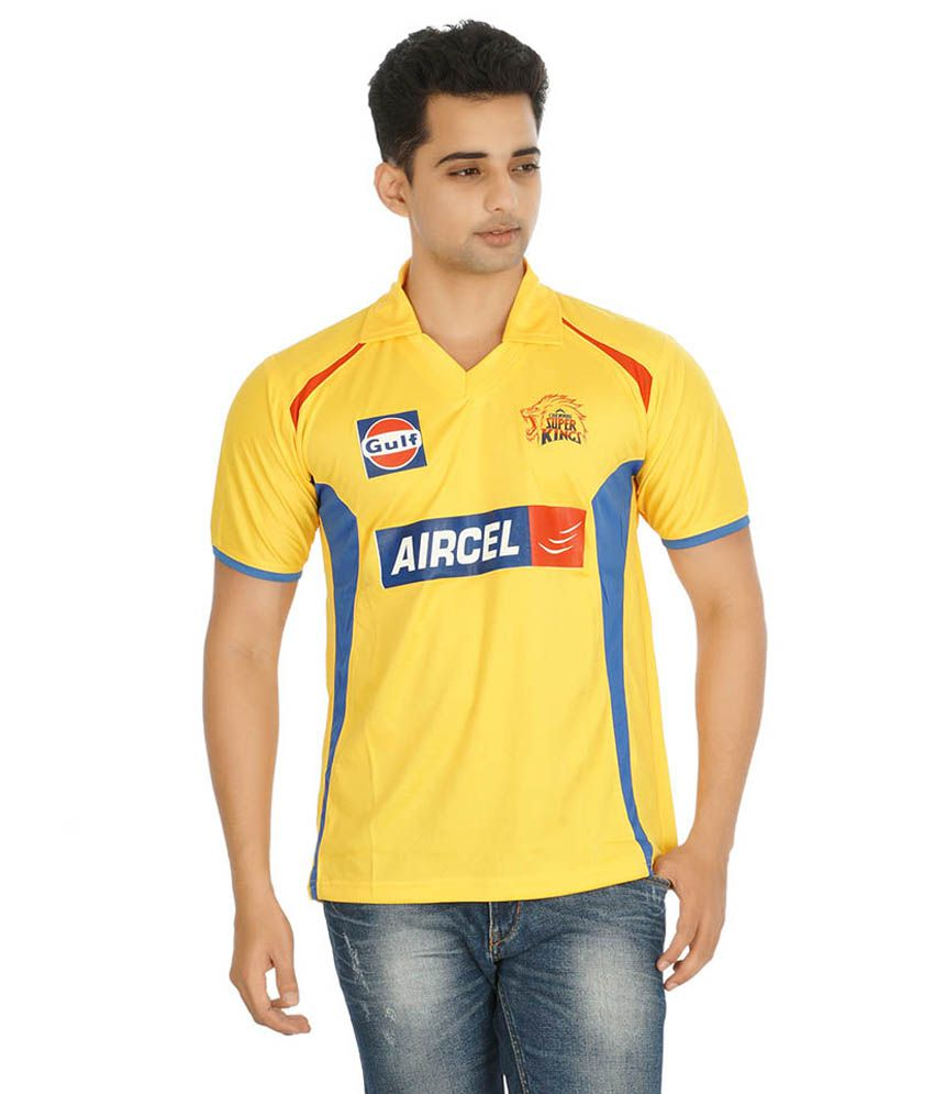 Attitude Yellow T Shirts