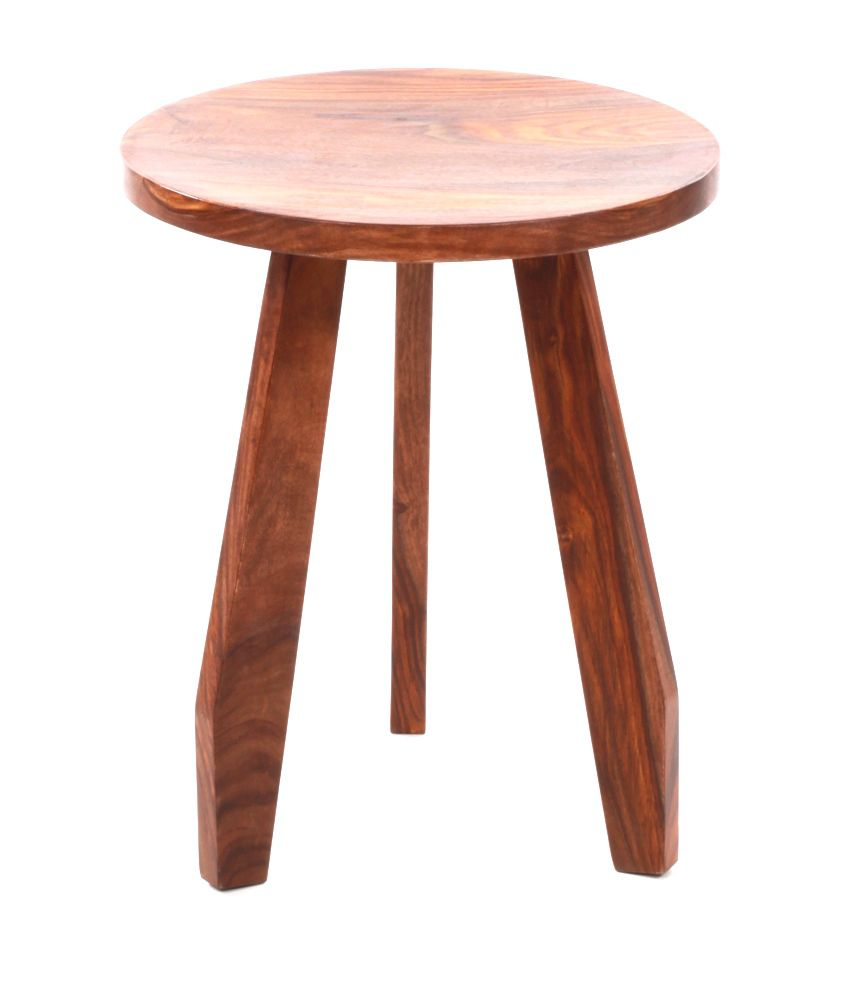 Orange Tree Benzo Side Stool