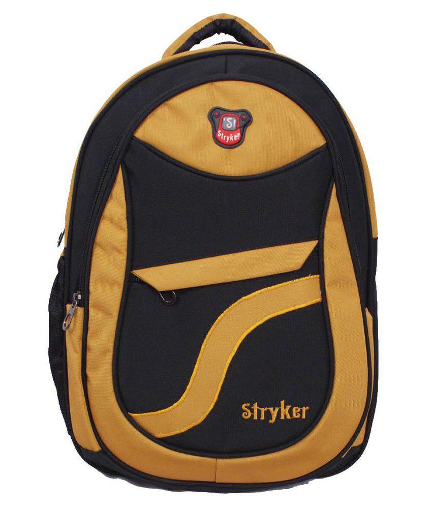 Stryker Yellow Laptop Bags