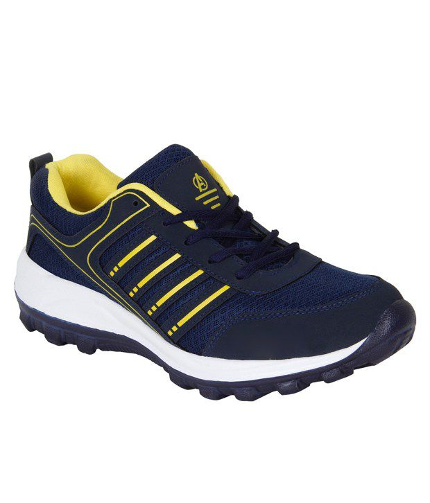 Aero Yellow Running Shoes