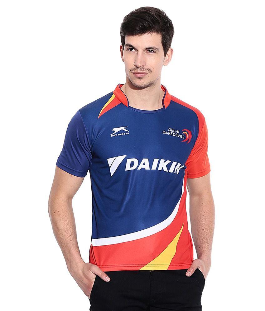 Delhi Daredevils Official Jersey
