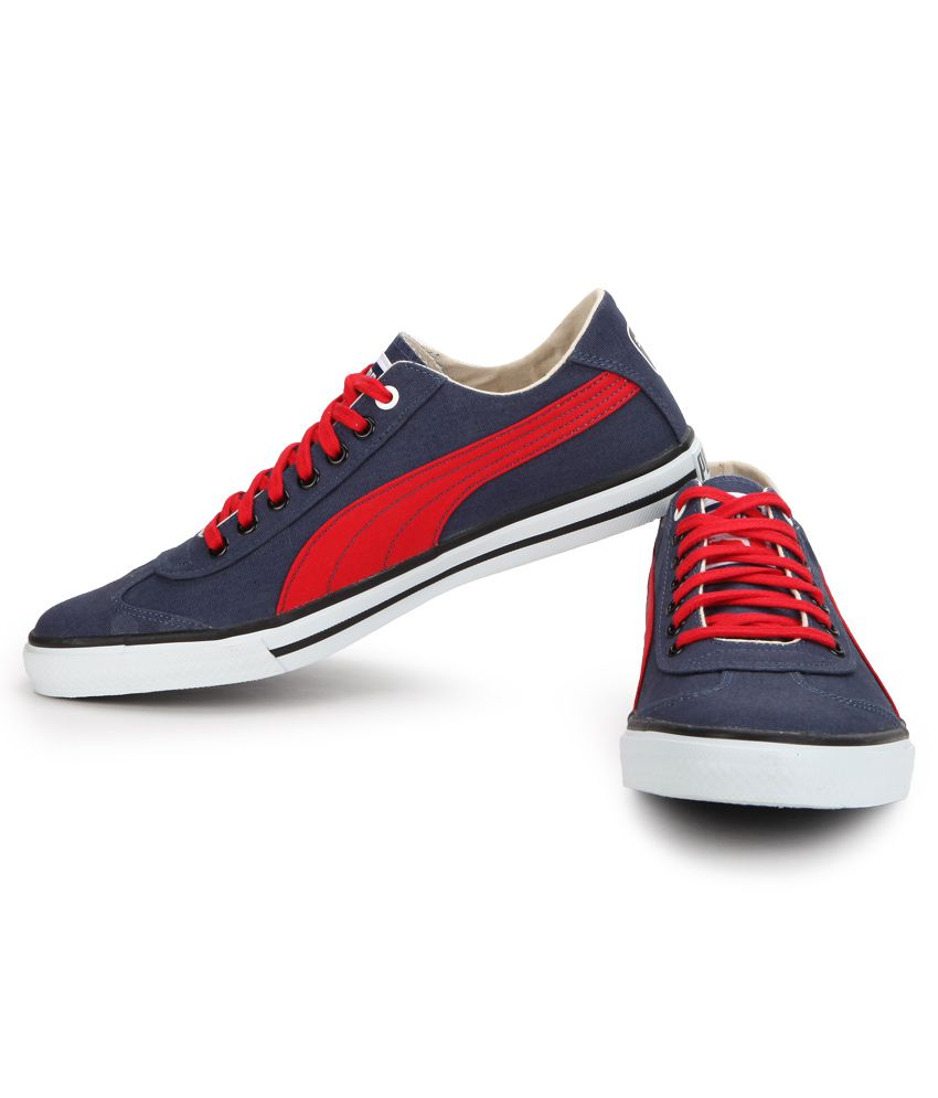 e9b2b897e1a Puma 917 Lo 2 Dp Blue Sneaker Casual Shoes - Buy Puma 917 Lo 2 Dp ...