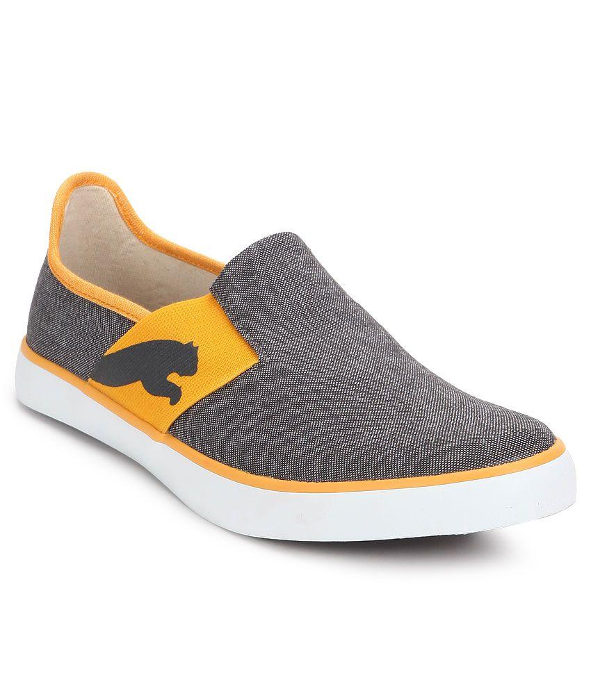 puma lazy slip on ii dp orange sneaker casual shoes buy puma lazy slip on ii dp orange sneaker. Black Bedroom Furniture Sets. Home Design Ideas