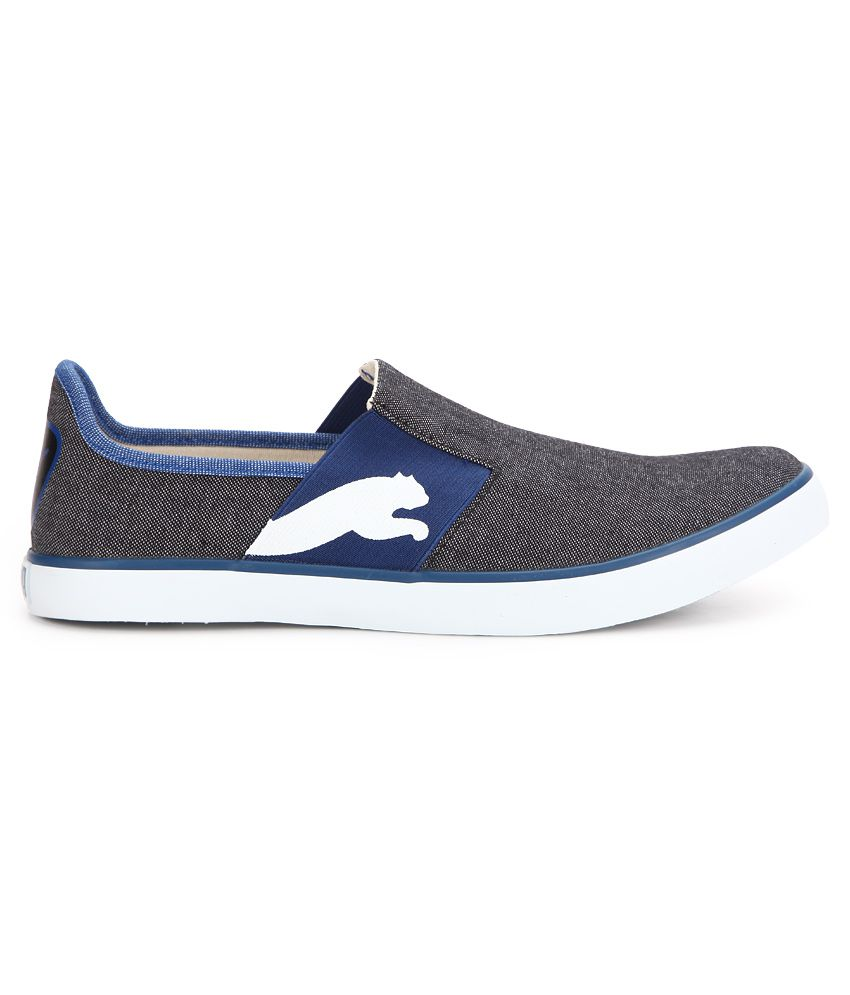 puma lazy slip on sneakers discount
