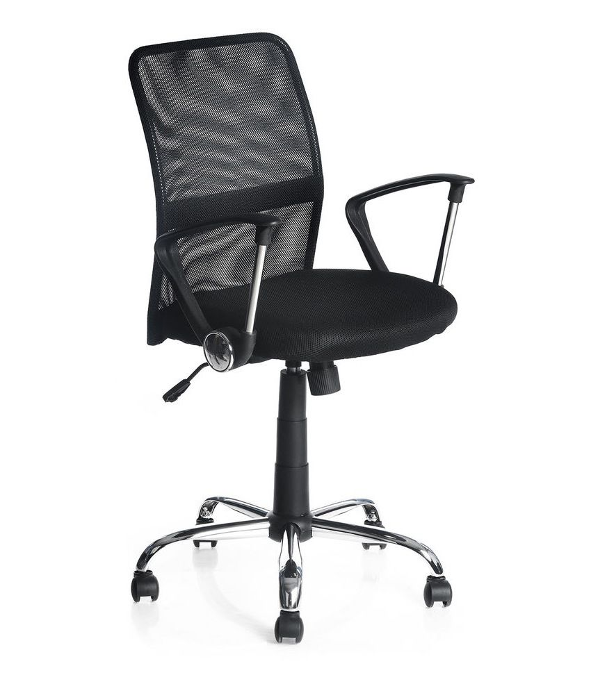 53f241240 Nilkamal Xeon Medium Back Office Chair ...