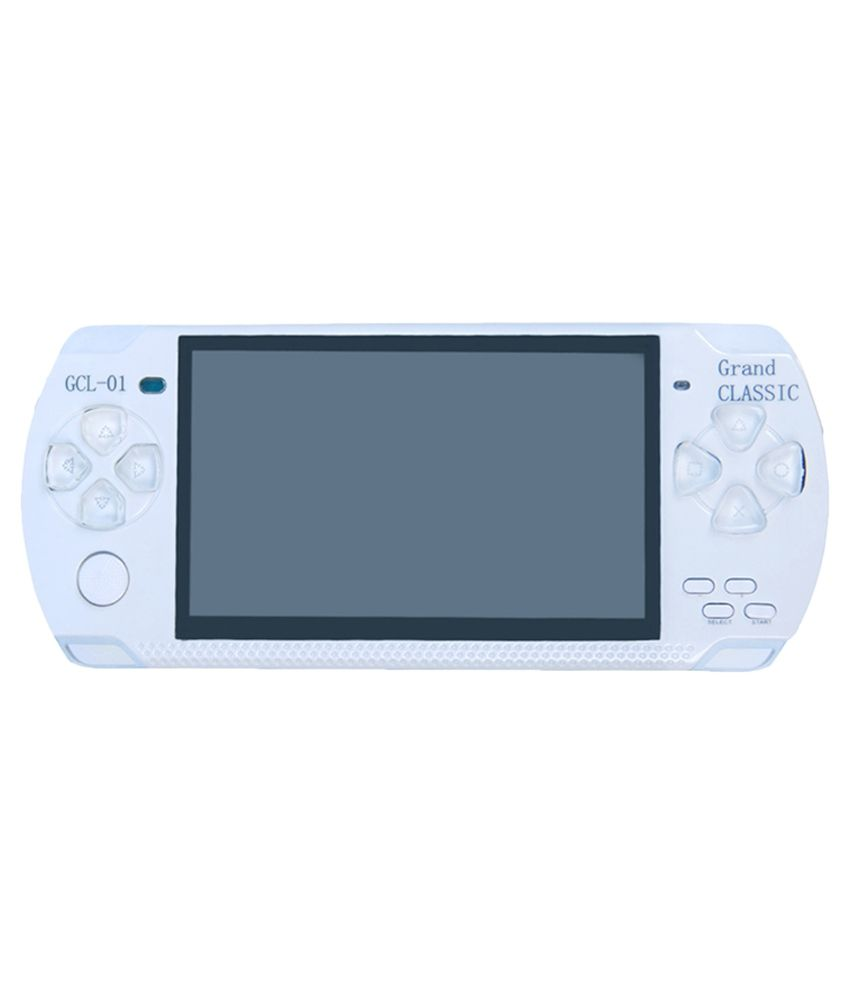 BS SPY PSP Playstation With Preloaded Games