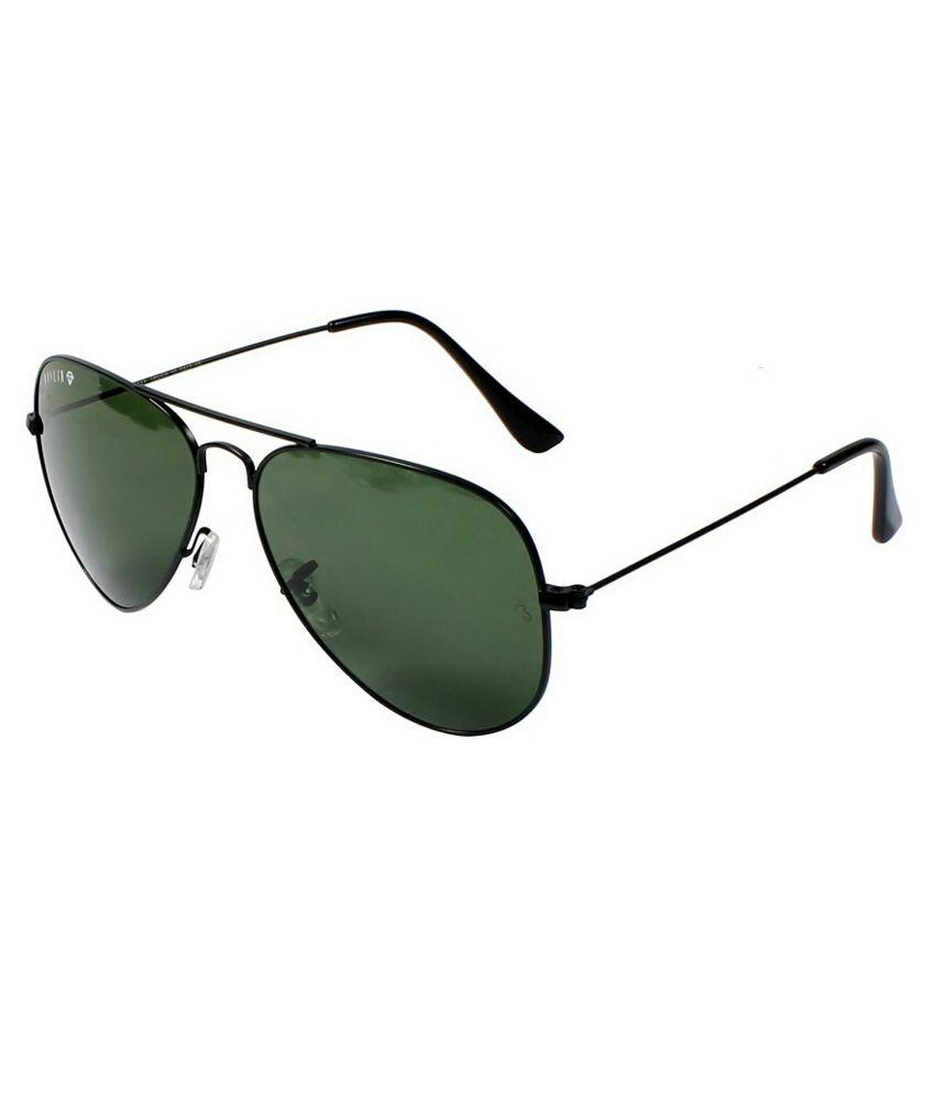 7008e5a773e03 Aislin Green Aviator Sunglasses - Buy Aislin Green Aviator Sunglasses  Online at Low Price - Snapdeal