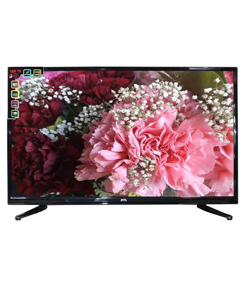 DTL LED3201 81 Cm (32 ) HD Ready (HDR) LED Television