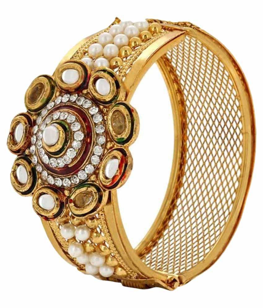 Penny Jewels Golden Designer kada