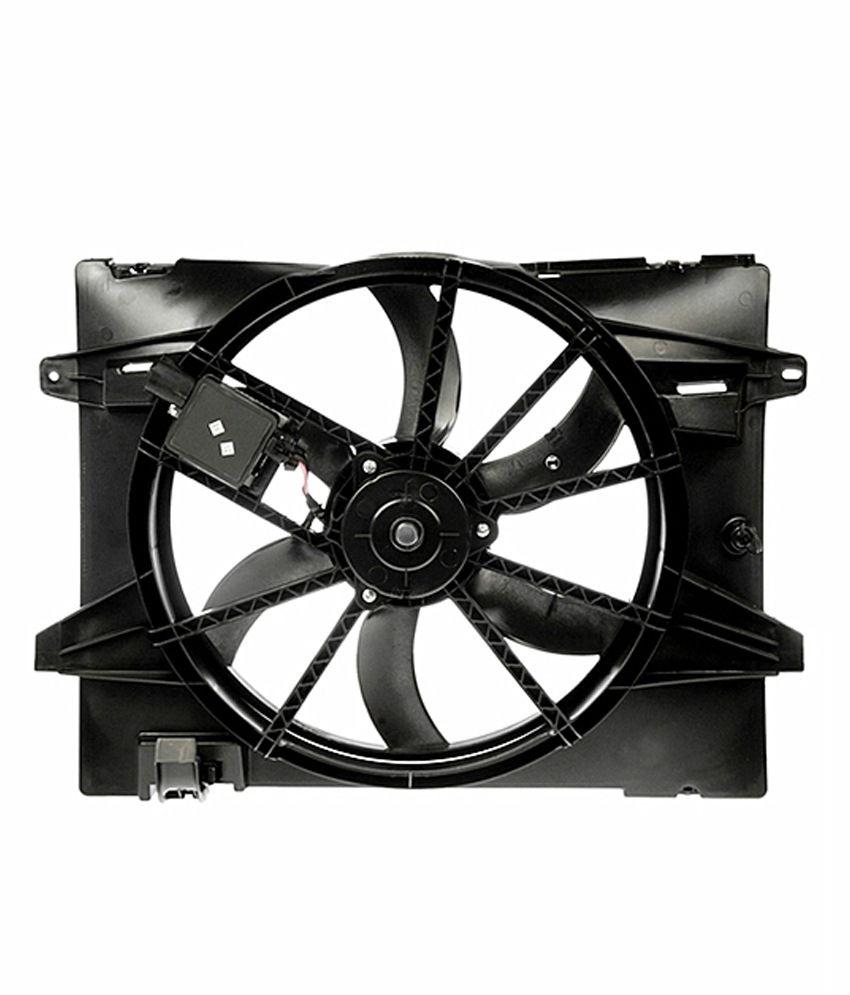 Speedwav Diesel Car Radiator Fan for Skoda Rapid 1 6D Buy Speedwav