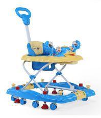 LUV LAP COMFY BABY WALKER (BLUE) - 18124 (Multicolor)