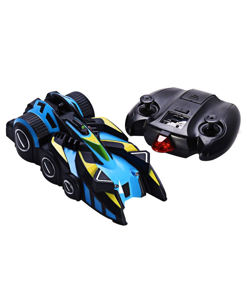 Fantasy India Fantasy India Remote Control Wall Climbing Car Toy