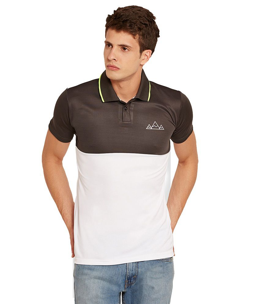 Henry and Smith White Polos