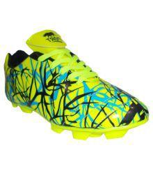 Port Green Football Shoes
