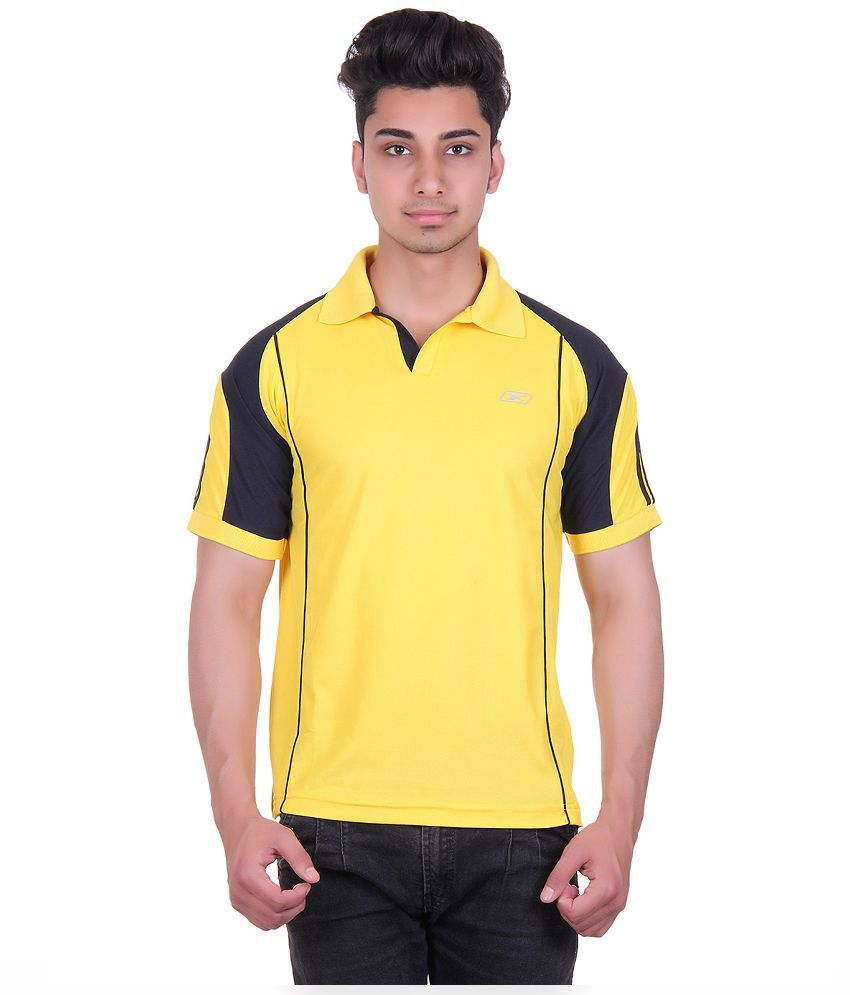 EX10 Yellow Polos