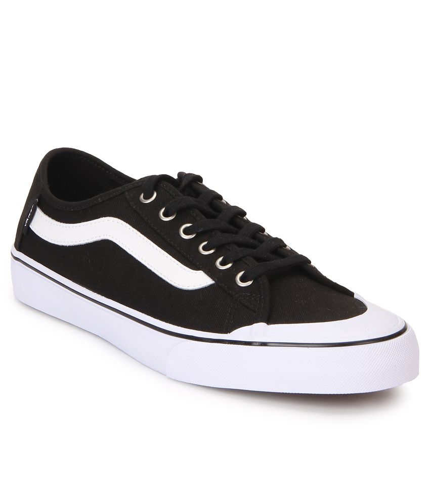 e04b76f568d7a1 Vans Black Ball Sf Black Canvas Casual Shoes - Buy Vans Black Ball Sf Black  Canvas Casual Shoes Online at Best Prices in India on Snapdeal