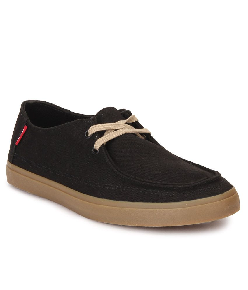 85ce18f37d8 Vans Rata Vulc Sf Black Canvas Casual Shoes - Buy Vans Rata Vulc Sf Black  Canvas Casual Shoes Online at Best Prices in India on Snapdeal