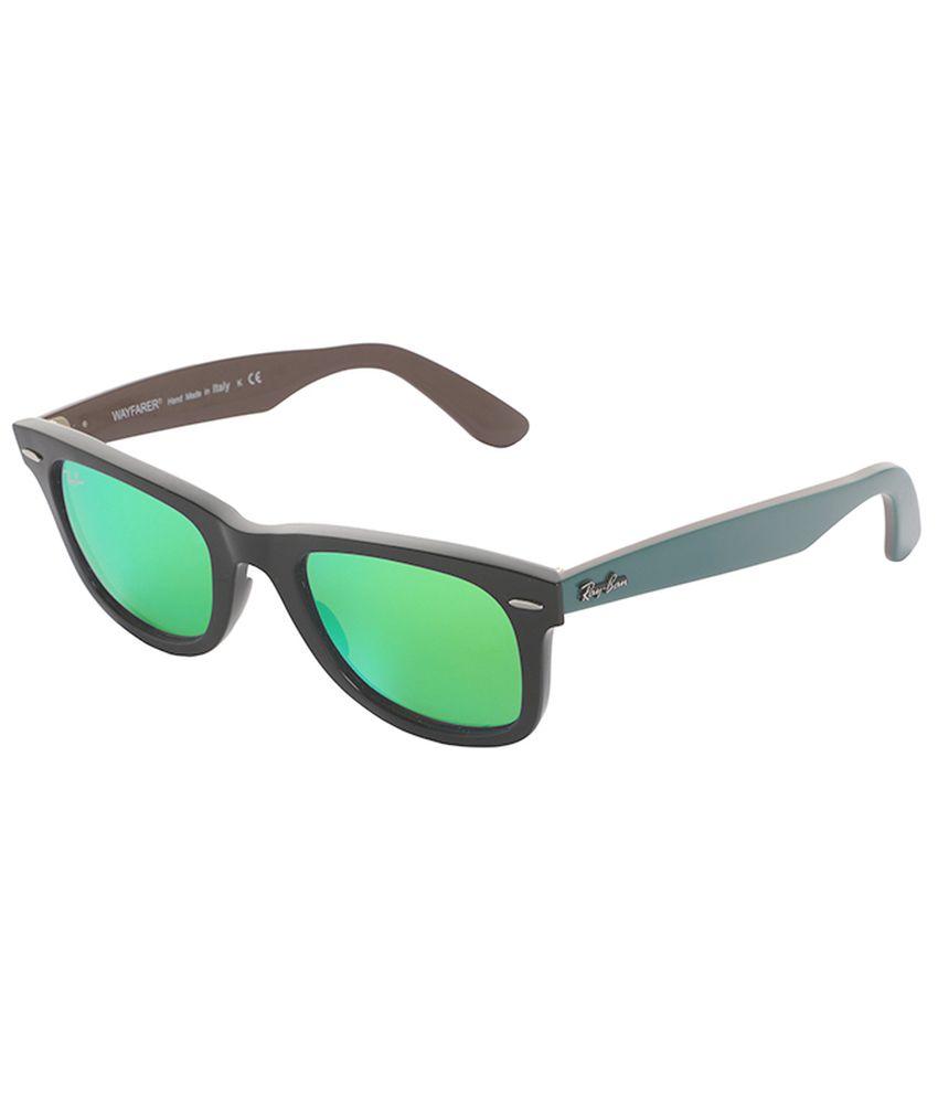 ray ban green wayfarer  Ray-Ban Green Wayfarer Sunglasses - Buy Ray-Ban Green Wayfarer ...