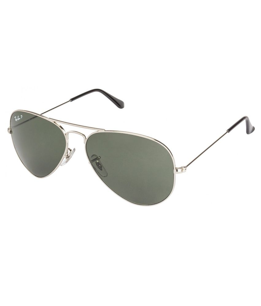 ray ban style sunglasses uoci  Ray-Ban Grey Aviator Sunglasses RB3025 003 58-14