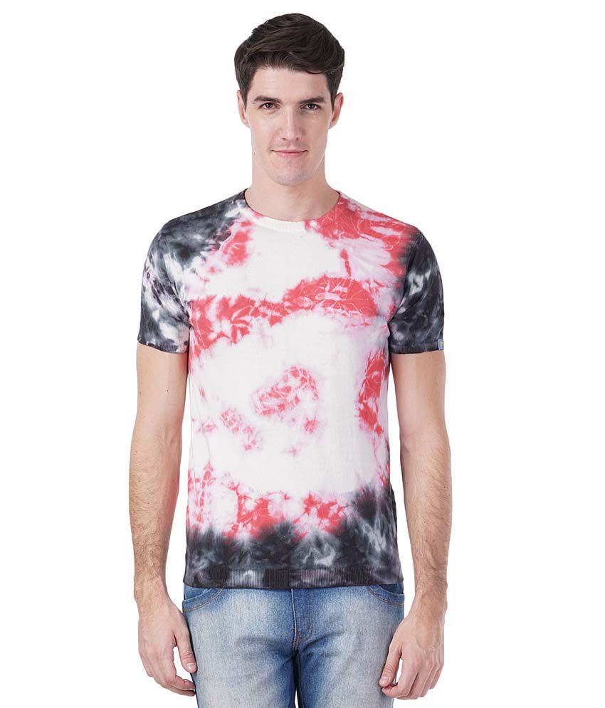 Tsavo Multi Round T Shirt