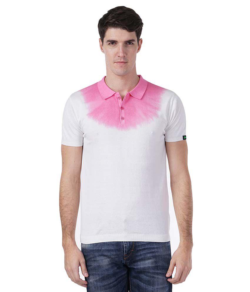 Tsavo Pink Round T Shirt