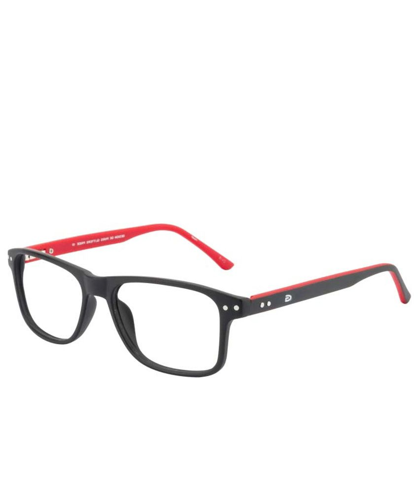 7e47e375842 Glitters Red Rectangle Spectacle Frame - Buy Glitters Red Rectangle  Spectacle Frame Online at Low Price - Snapdeal