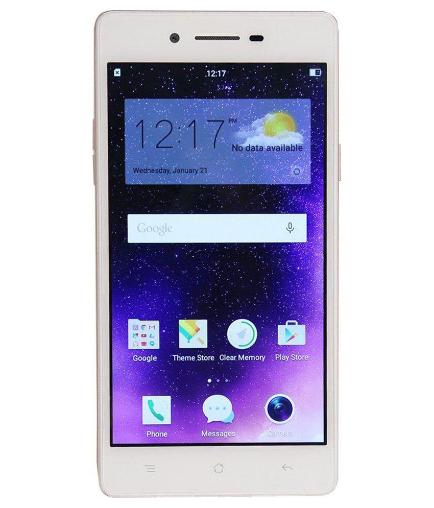 hot sale online 72e83 5a96b Oppo 1201 ( 16GB , 1 GB ) White Silver