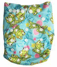 Soft Baby Multicolor Diaper