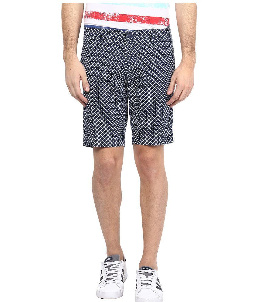 Atorse Black Shorts