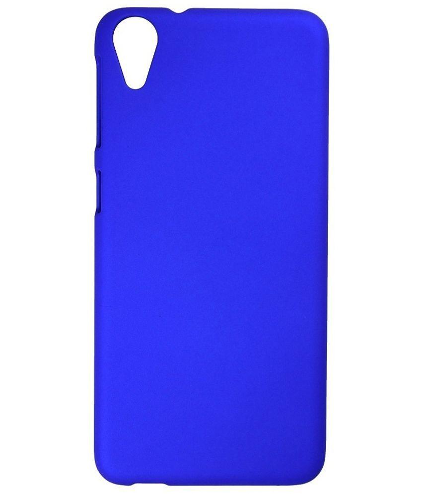 promo code f1857 84402 P World Back Cover for HTC Desire 828 - Blue