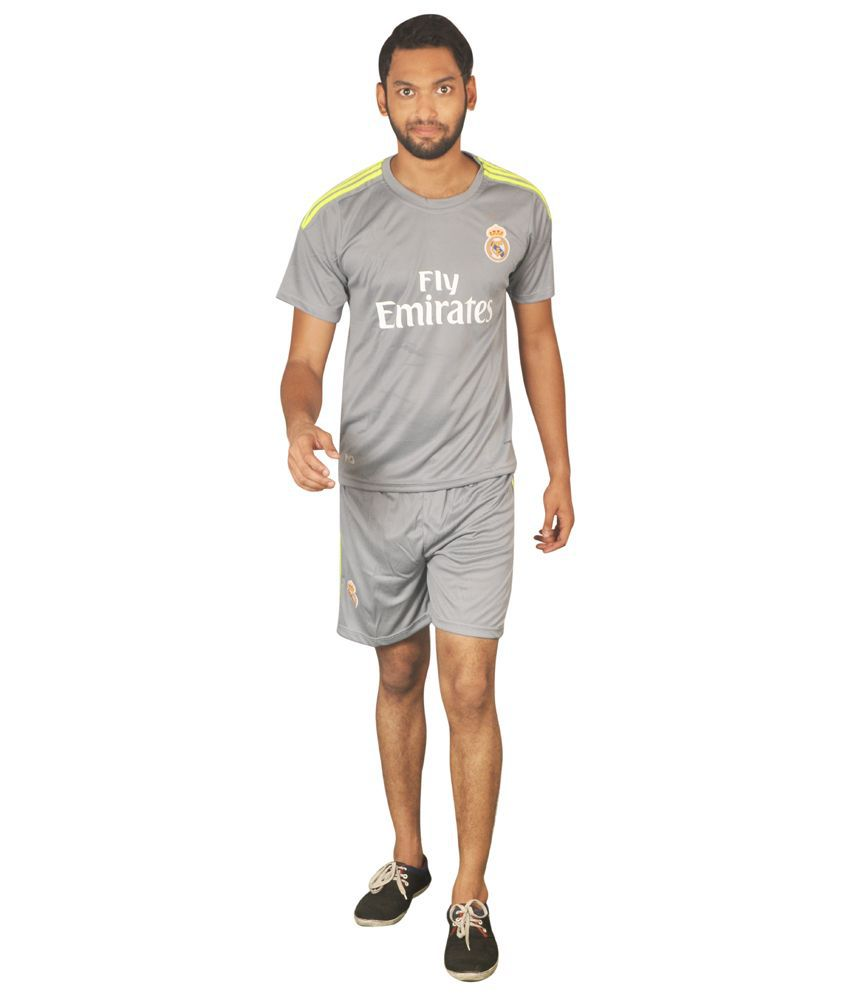 Trend Bae Real Madrid Away Football Jersey Set