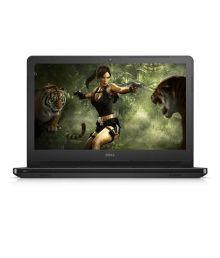 Dell Inspiron 5455 Notebook (X565904IN9) (AMD APU A8- 4GB RAM- 1TB HDD- 35.56 Cm(14)- Windows 8.1- 2GB Graphics) (Black)